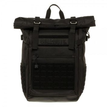 Call of Duty Roll Top Backpack