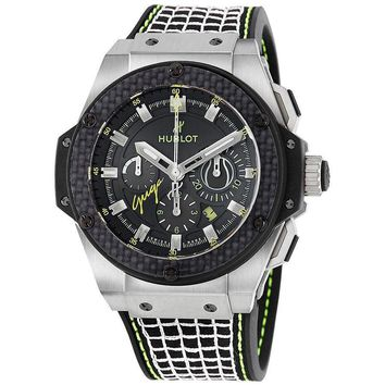 Mens HUBLOT BIG BANG KING POWER GUGA Kuerten 48MM TITANIUM TENNIS WATCH Limited
