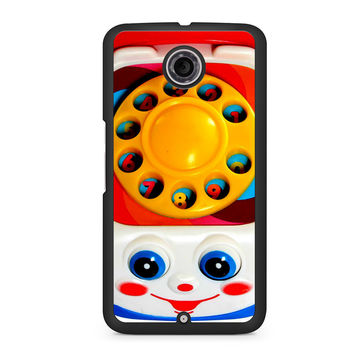 Toy Phone Nexus 6 case