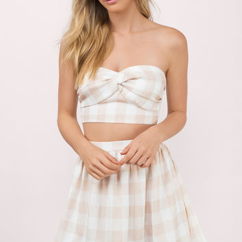 Dolled Up Skater Dress Set