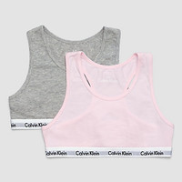 2 Pack Girls Bralette - Modern Cotton
