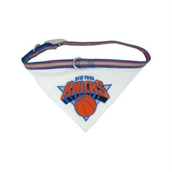 ESBONI New York Knicks Dog Collar Bandana