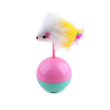 Durable Mouse Tumbler Cat Toy