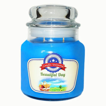 Beautiful Day - Soy Blend Container Scented Candles