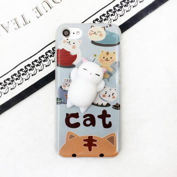 50% OFF! SQUISHY PAW PAW IPHONE CASE [FOR IPHONE 6 & 7]