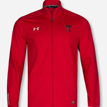 "Under Armour Texas Tech Red Raiders ""Sideline Microthread Evo"" Jacket"