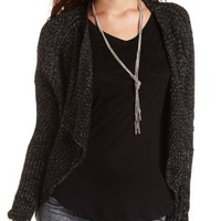 Cascade Cocoon Cardigan Sweater by Charlotte Russe