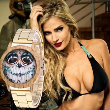 Ghost Face Wrist Watch