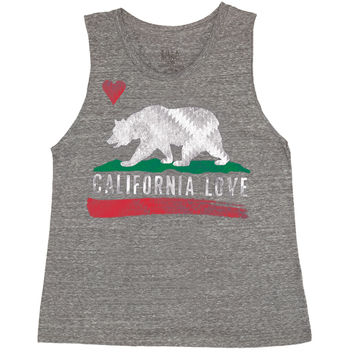 Billabong - Bears Republic Tank | Gray