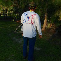 Bow Hunter UPF Long Sleeve Shirt