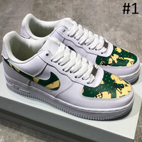 NIKE & GUCCI & LV Louis Vuitton Air Force 1 2018 Summer New Casual Fashion Sneakers F-MDTY-SHINING #1