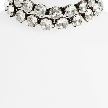Ashley Williams Crystal Choker Necklace | Nordstrom