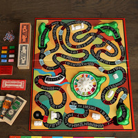 Vintage The Game Of Life Board Game