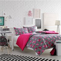 Betsey Johnson Bedding 'Royal Roses' Comforter Set | Nordstrom