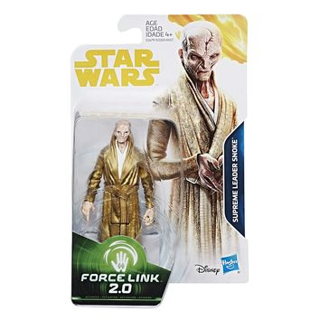 Snoke Force Link 2.0 Star Wars 3.75 Inch Figure