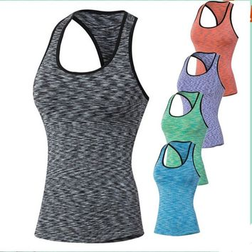 Women Base Layers Under Tops Thermal Tees Tank Top Vest Cami Camisoles Tanks 5 Colors Large Size S-XXL