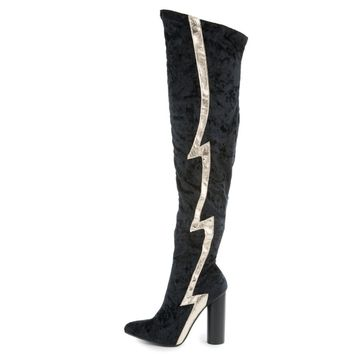 Women's Paw-43 High Heel Boot