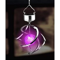 Greenfingers Mystical Wind Spinner Solar Light on Sale | Fast Delivery | Greenfingers.com