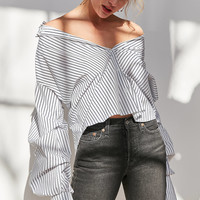 Style Mafia Oversized Button-Down Shirt | Urban Outfitters