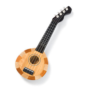 Coconut Shell Ukulele