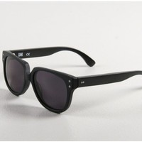 oak model #3 sunglasses matte black Oak