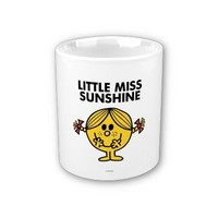 Little Miss Sunshine Classic 3 Coffee Mug from Zazzle.com