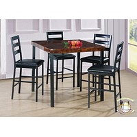 5pc Dining Set by HD Furniture