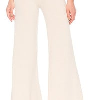 onzie Weekend Palazzo Pant in Oatmeal | REVOLVE
