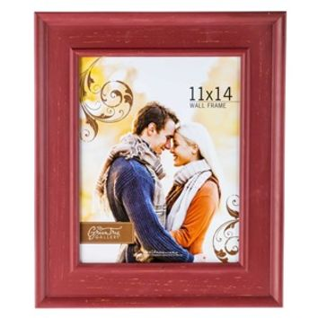 11 x 14 red rustic wall frame shop hobby lobby