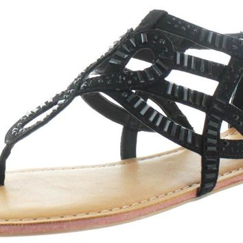 Not Rated Coronado Women's Gladiator Thong Sandals