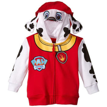 Paw Patrol - Marshall Costume Toddler Zip Hoodie