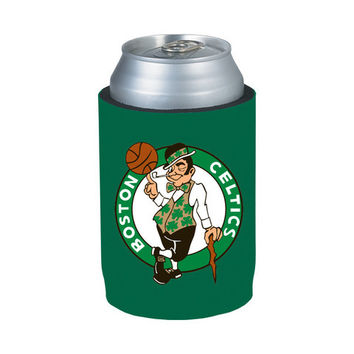 Boston Celtics Koozie Soda Can Holder