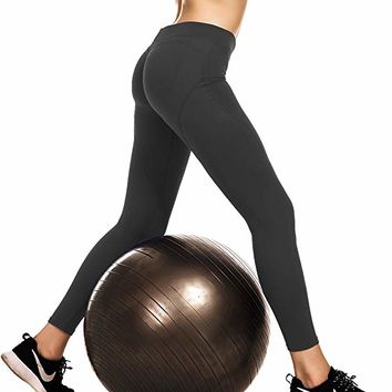 Sexy Butt Lift Leggings Scrunch Butt Push up Leggings Yoga Pants for Women Shapewear Skinny Workout Tights