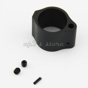 NEW M4 / AR15 Steel Low Profile Micro Rifle Gas Block + Roll Pin for 936 .936 0.936''