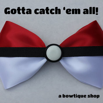 ball hair bow