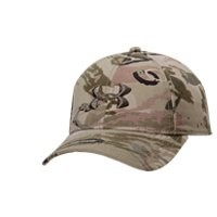 Under Armour Men's UA Camo Cap