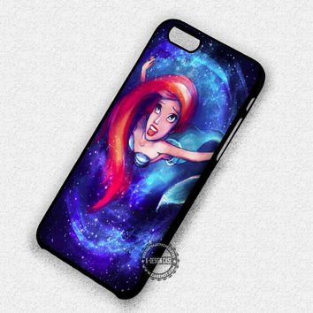 Under The Sea Ariel The Little Mermaid - iPhone 7 6 5 SE Cases & Covers