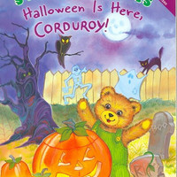 Halloween Is Here, Corduroy! (Corduroy Sticker Stories)