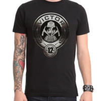 The Hunger Games: Catching Fire District 12 Seal T-Shirt