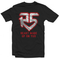 The R5 Heart Made Up On You T-Shirt | R5 Rocks