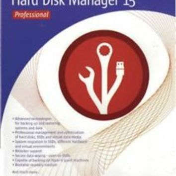 Paragon Hard Disk Manager 15 Professional New with key - fast free delivery! | eBay