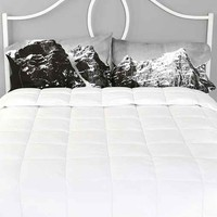 Mountaintop Pillowcase - Set Of 2- Black One