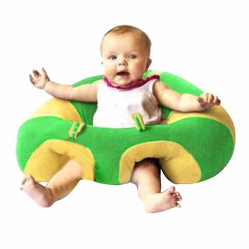 Baby seat Nursing Pillow U Shaped Cuddle Baby Seat Infant Safe Dining Chair Cushion New drop ship