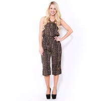Aztec Harlem Romper - JUST ARRIVED