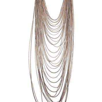 Rosantica Layered Chain Necklace