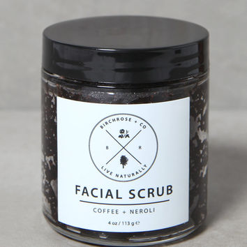 Birchrose Coffee Facial Scrub at PacSun.com