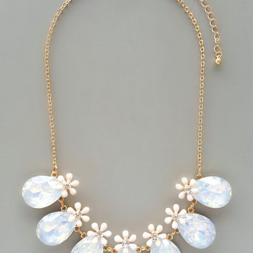 Elana Crystal Necklace