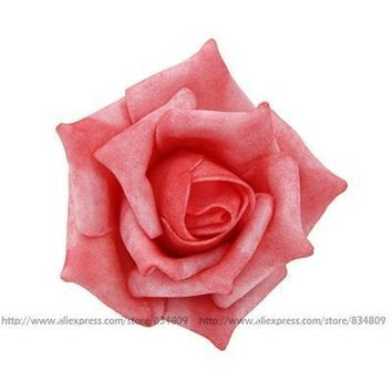 Artificial Foam Roses Home And Wedding Decoration Flower