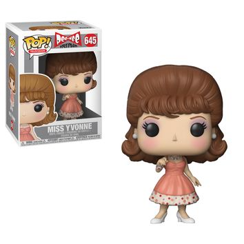 POP! Vinyl - Pee-Wee Herman - Miss Yvonne #645