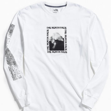 The North Face Heavyweight Long Sleeve Tee | Urban Outfitters